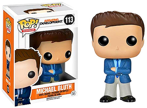 Arrested Development Funko POP! Television Michael Bluth Vinyl Figure #113