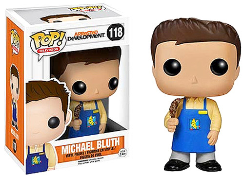 Arrested Development Funko POP! Television Michael Bluth Vinyl Figure #118 [Banana Stand]