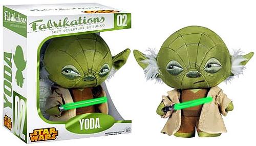 Star Wars Funko Fabrikations Yoda Plush #02