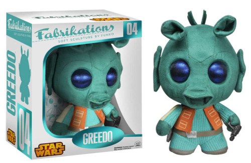 Star Wars Funko Fabrikations Greedo Plush #04