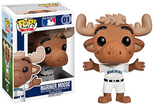Major League Baseball Funko POP! Sports Mariner Moose Vinyl Figure #1