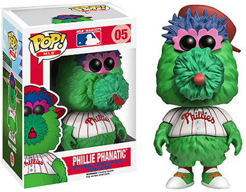 Major League Baseball Funko POP! Sports Phillie Phanatic Vinyl Figure #5
