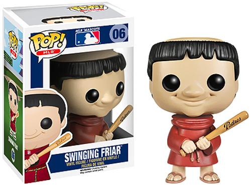 Major League Baseball Funko POP! Sports Swinging Friar Vinyl Figure #6