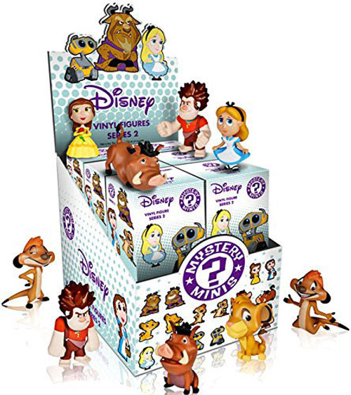 Funko Disney Series 2 Mystery Minis Mystery Box [12 Packs]