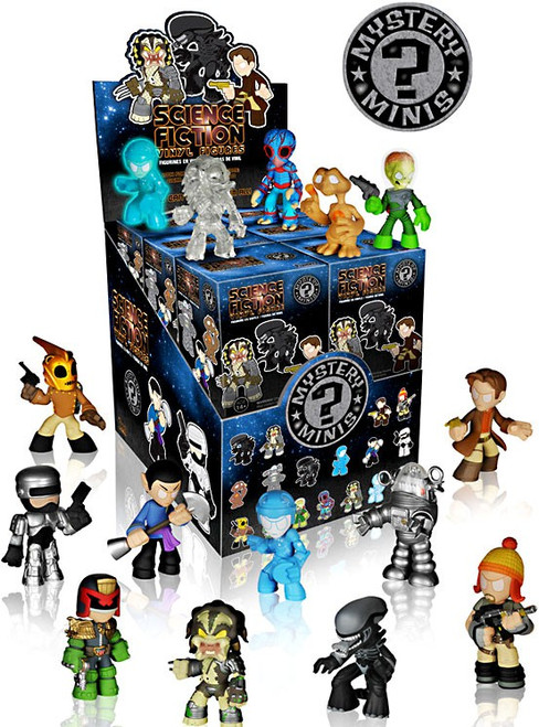 Funko Science Fiction Series 1 Mystery Minis Mystery Box [12 Packs]