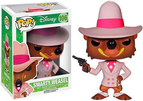 Who Framed Roger Rabbit Funko POP! Disney Smarty Weasel Vinyl Figure #106