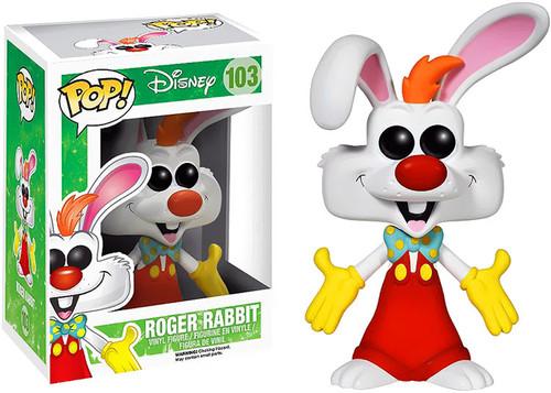 Who Framed Roger Rabbit Funko POP! Disney Roger Rabbit Vinyl Figure #103