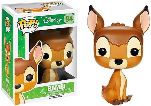 Funko POP! Disney Bambi Vinyl Figure #94