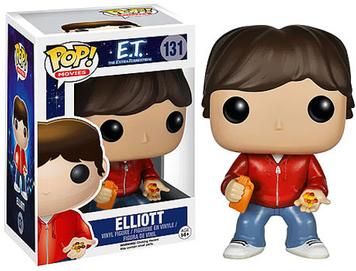E.T. Funko POP! Movies Elliott Vinyl Figure #131