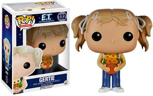 E.T. Funko POP! Movies Gertie Vinyl Figure #132