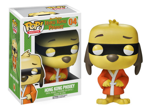Hanna-Barbera Funko POP! Movies Hong Kong Phooey Vinyl Figure #04