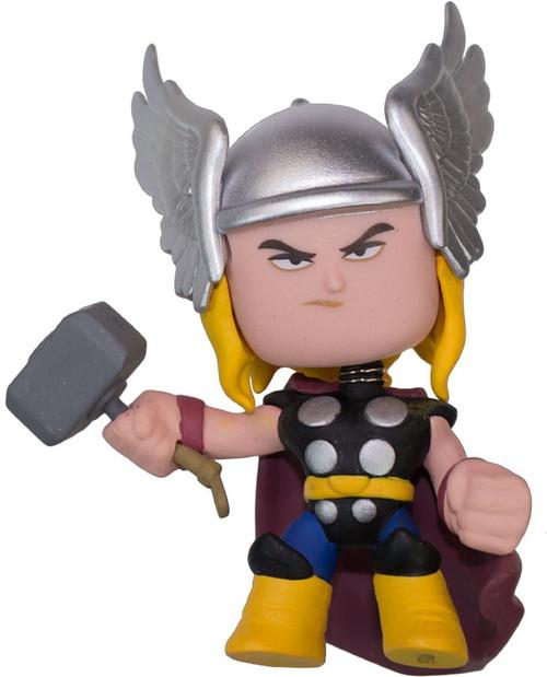 Funko Marvel Series 1 Mystery Minis Thor Minifigure [Loose]