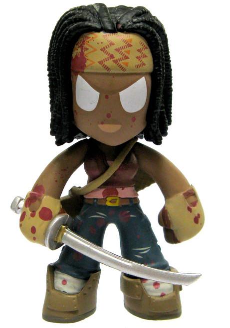 Funko Walking Dead Mystery Minis Series 2 Michonne Mystery Minifigure [Bloody Loose]
