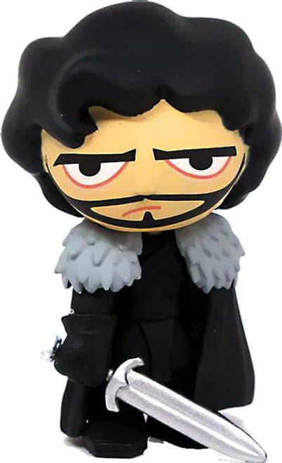 Funko Game of Thrones Series 1 Mystery Minis Jon Snow 2.5-Inch 2/24 Common Vinyl Mini Figure [Loose]