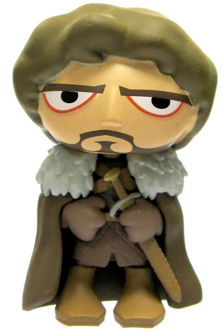 Funko Game of Thrones Series 1 Mystery Minis Rob Stark 2/24 Common Vinyl Mini Figure [Loose]