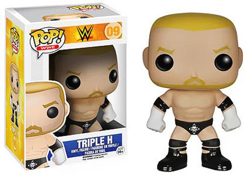 WWE Wrestling Funko POP! Sports Triple H Vinyl Figure #09