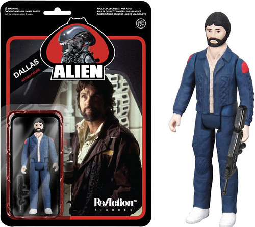 Funko Alien ReAction Dallas Action Figure