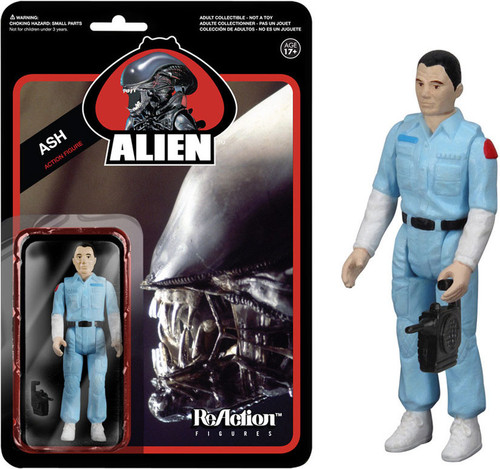 Funko Alien ReAction Ash Action Figure