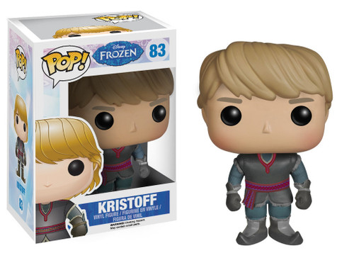 Disney Frozen Funko POP! Movies Kristoff Vinyl Figure #83