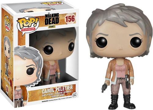 Walking Dead Funko POP! Television Carol Peletier Vinyl Figure #156