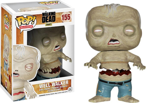 Walking Dead Funko POP! Television Well Walker Vinyl Figure #155