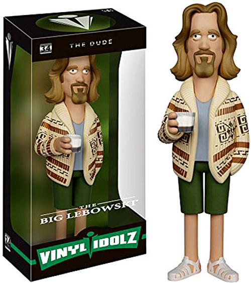 Funko The Big Lebowski Vinyl Idolz The Dude 8 Vinyl Figure