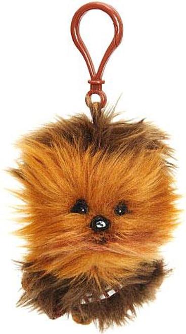 Star Wars Mini Talking Plush Chewbacca 4-Inch Plush Clip On