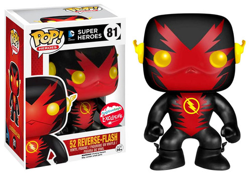 THE FLASH – TV FLASH – FUNKO POP! VINYL FIGURE