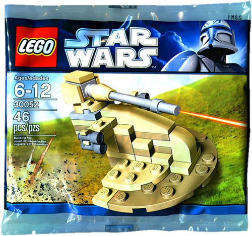 LEGO Star Wars The Phantom Menace AAT Exclusive Mini Set #30052 [Bagged]