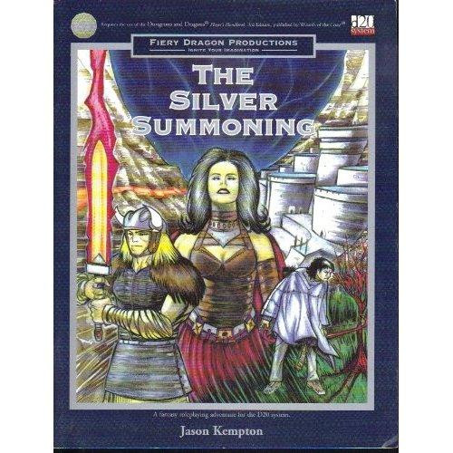 d20 The Silver Summoning Roleplaying Book