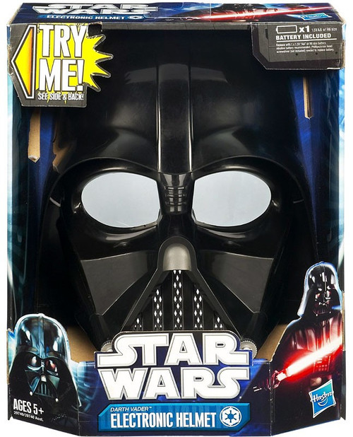 Star Wars Electronic Helmets Darth Vader Electronic Helmet Roleplay Toy