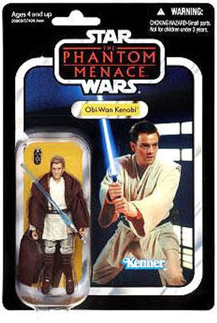 Star Wars The Phantom Menace Vintage Collection 2012 Obi-Wan Kenobi Action Figure #76