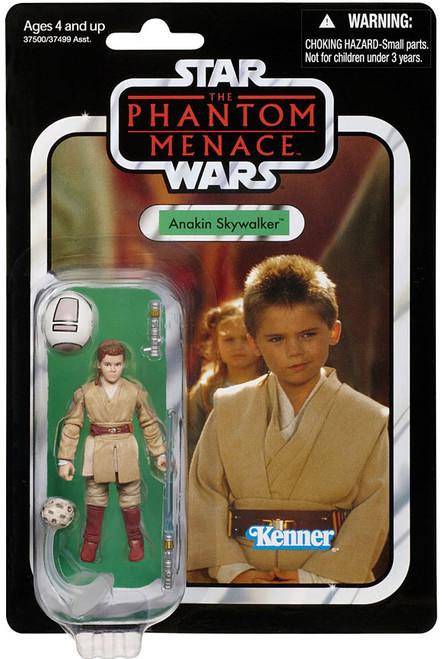 Star Wars The Phantom Menace Vintage Collection 2012 Anakin Skywalker Action Figure #80 [Padawan]