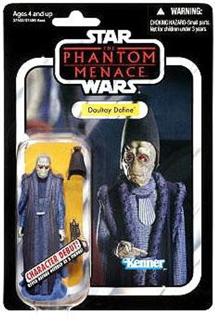 Star Wars The Phantom Menace Vintage Collection 2012 Daultay Dofine Action Figure #82