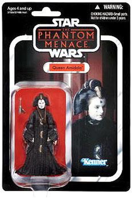 Star Wars The Phantom Menace Vintage Collection 2012 Queen Amidala Action Figure #84