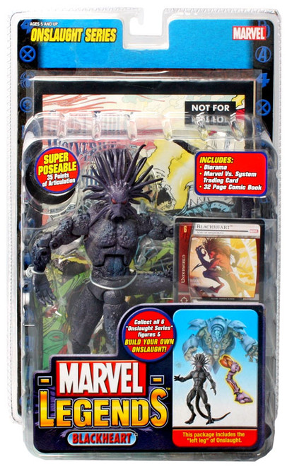 Marvel Legends Series 13 Onslaught Blackheart Action Figure