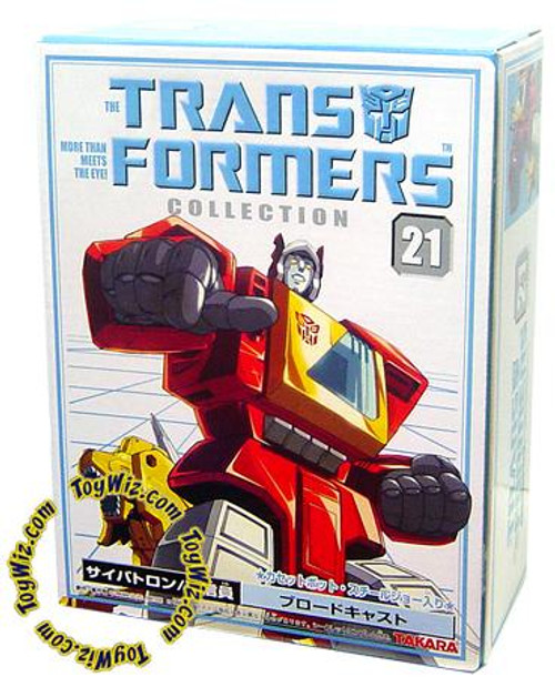 Transformers Japanese Collector's Series Blaster Action Figure #21