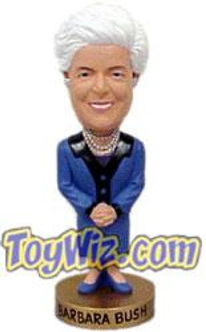 Bosley Bobbers Barbara Bush Bobble Head