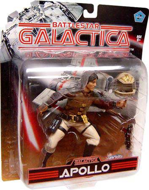 Battlestar Galactica Series 2 Apollo Action Figure