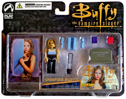 Buffy The Vampire Slayer PALz Vampire Buffy Exclusive Mini Figure