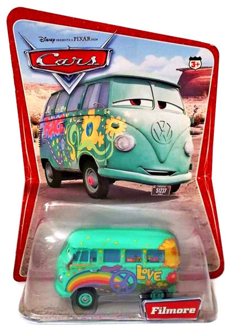 Disney Cars Series 1 Fillmore Diecast Car