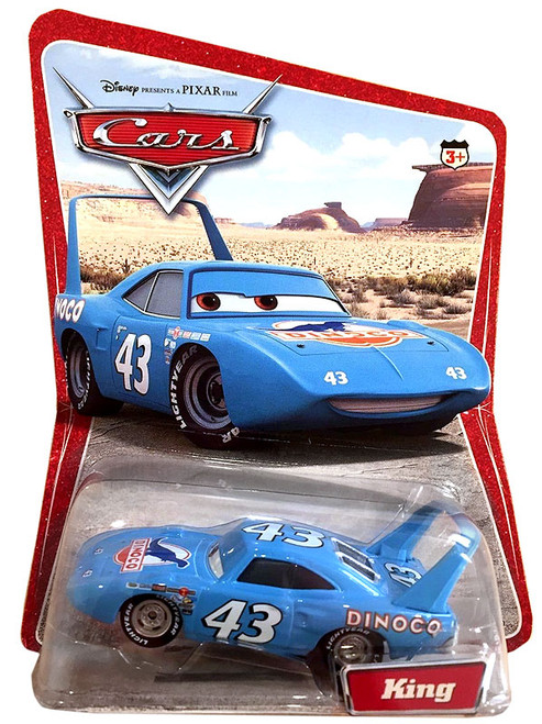 Disney Cars Series 1 The King Diecast Car