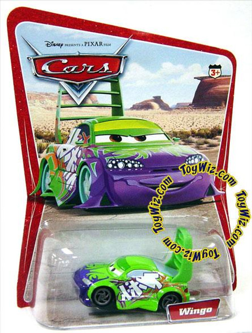 Disney Cars Series 1 Wingo Diecast Car
