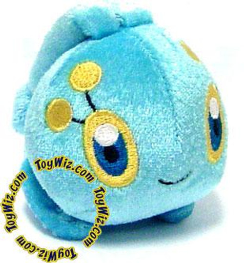 Pokemon Chibi Plush Chibi Manafy Plush Bath Toy [Japanese]