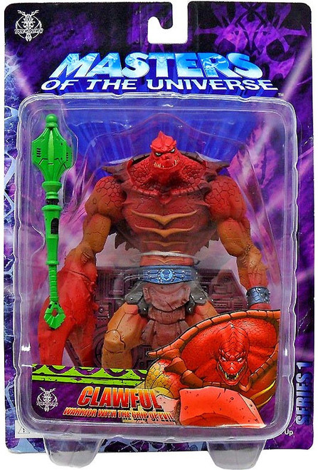 NECA Masters of the Universe Series 1 Clawful Mini Statue