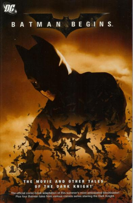 Batman Begins Movie Adaptation and Other Tales of the Dark Knight Trade Paperback