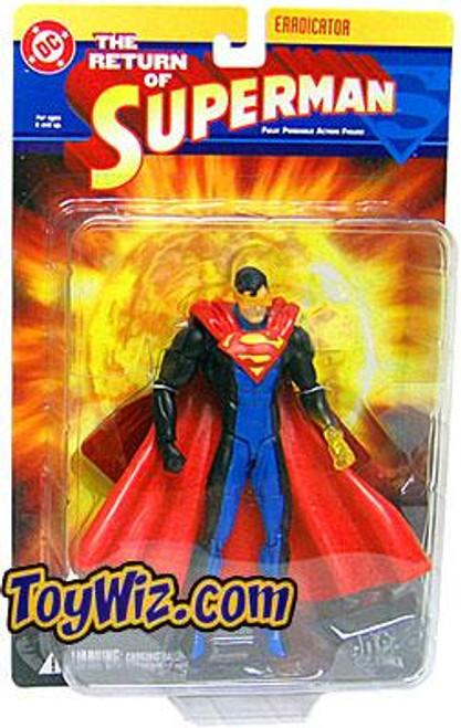 DC The Return of Superman Eradicator Action Figure