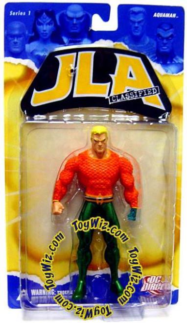 DC JLA Classified Series 1 Aquaman Action Figure