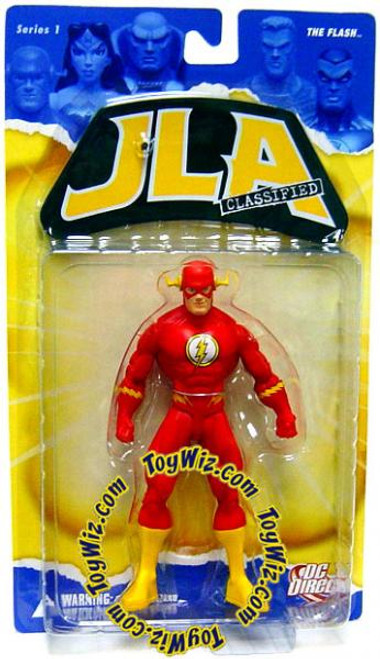 DC JLA Classified Series 1 The Flash Action Figure