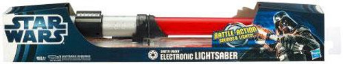 Star Wars Electronic Lightsabers Darth Vader Electronic Lightsaber [2012]